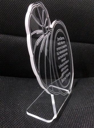Targa Cornucopia Plexiglass