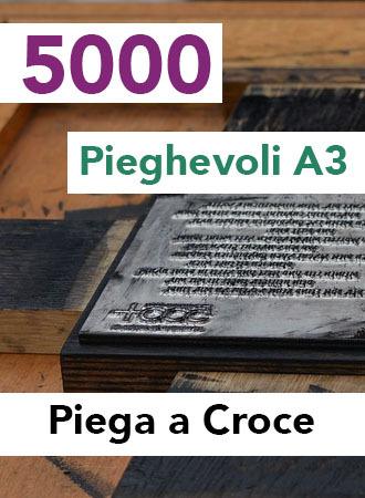5000 Pieghevoli A3