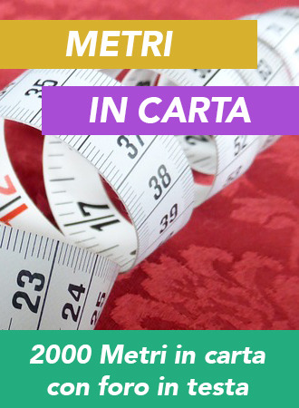 2000 Metri in carta